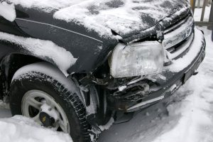 winter storm accident