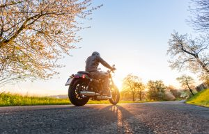 spring season for motorcycles