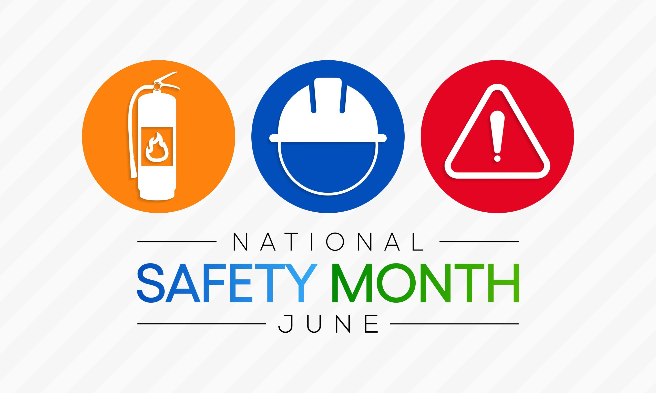 national safety month june